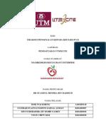 Report UTMXCite