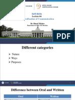 Lec-04-Classification of Communication