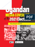 Uganda Media Coverage of the 2021 Elections.pdf