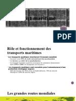 GL Transport maritime