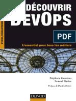 Découvrir DevOps - L'essentiel pour tous les métiers - Dunod.pdf