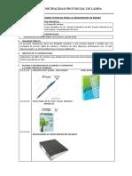 TERMINOS DE REFERENCIA utiles de escritorio BIENES
