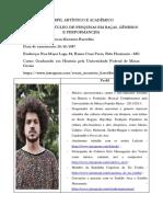 Perfil Renan Barcellos