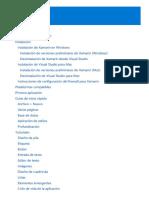 Book Qué es Xamarin.Forms