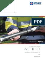 REFLEX ACT III™ Quick User Guide v12