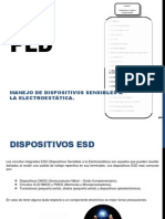 PLD - Clase 2 - Dispositivos Sensibles a la Estatica