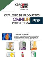 Catálogo por Sistemas