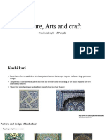 Culture, Arts and craft