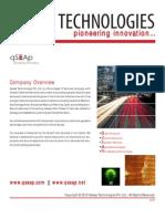Qseap Technologies Company Profile
