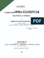 José Soriano de Souza - Philosophia Elementar - Racional e Moral.pdf