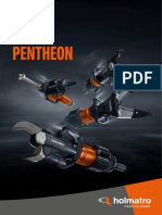 Folleto La Serie Pentheon Nuevo Es 25240