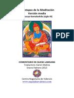 GUESE LAMSANG - Kamalashila Estadios de Meditacion