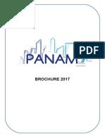 Brochure PANAM ASOCIADOS SAC 2017
