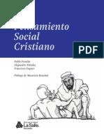 Apuntes de Pensamiento Social Cristiano