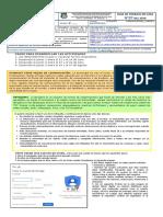 Informática 8°_Guía n°7_Internet Comunicación_Correo electrónico