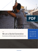 We Are a Buried Generation, by Human Rights Watch