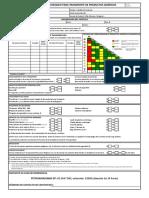 Lista Chequeo Transporte Productos Quimicos