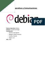 TP Debian