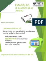 GESTION DE DOCUMENTACION