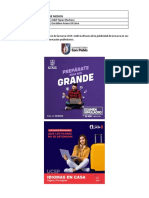 CASO PRACTICO - Investigacion Publicitaria