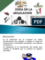 Antecedentes de La Regulación