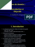 1-Introduction - Base de données relationnelle