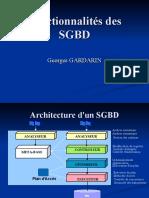 6-Fonctionnalites / Base de données
