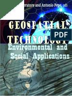Geospatial Technology Environmental and Social Applications