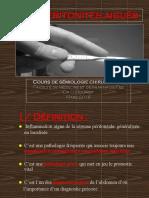 6- Les péritonites aiguës - Pr Benjelloun.pdf