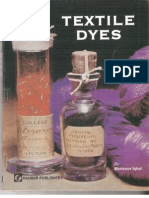 Textile Dyes by Mansoor Iqbal