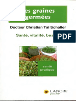 Graines Germées - Dr C.T. Schaller