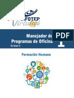 Formacion Humana Unidad 2 del Modulo 1.pdf