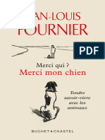 Jean-Louis Fournier - Merci qui Merci mon chien.epub