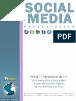Social Media - Una conexión clara entre la comunicación digital, el marketing y el ROI