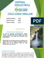 Hidroelectrica cocacodo sinclair