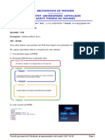 TPE Programmation web
