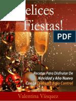 Valentina Vásquez - Recetas para Fiestas de Navidad para Diabéticos