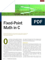 Fixed Point Math f-lemieu