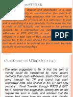 Case Study on STRSAR.pdf