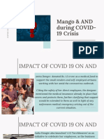 covid impact on fashion industry
