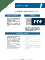 Architecture des postes source HTB_HTA - Sifoee