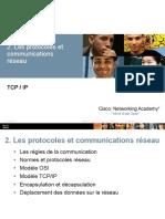 02. Les protocoles et communications réseau