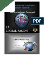 La Globalizacion (Ensayo)