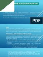 Semana 12 Aprobar El Plan Definitvo y Evalaucion de Diseño y Efectiviada de Control Interno (1)