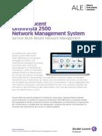 omnivista-2500-nms-datasheet-fr