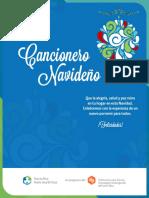 CANCIONERO NAVIDEÑO PUERTO RICO PUBLIC HEALTH TRUST-2020