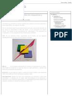 conceptos de orden y composiciones