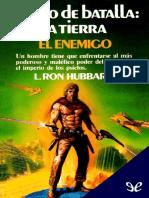 Campo de batalla la Tierra.El enemigo - L. Ron Hubbard.pdf
