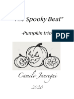 The Spooky Beat - Pumpkin trio-