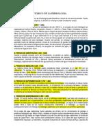 DESARROLLO HISTORICO DE LA HIDROLOGIA
